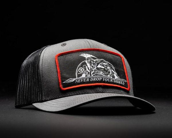 War on Weakness Hat Grey