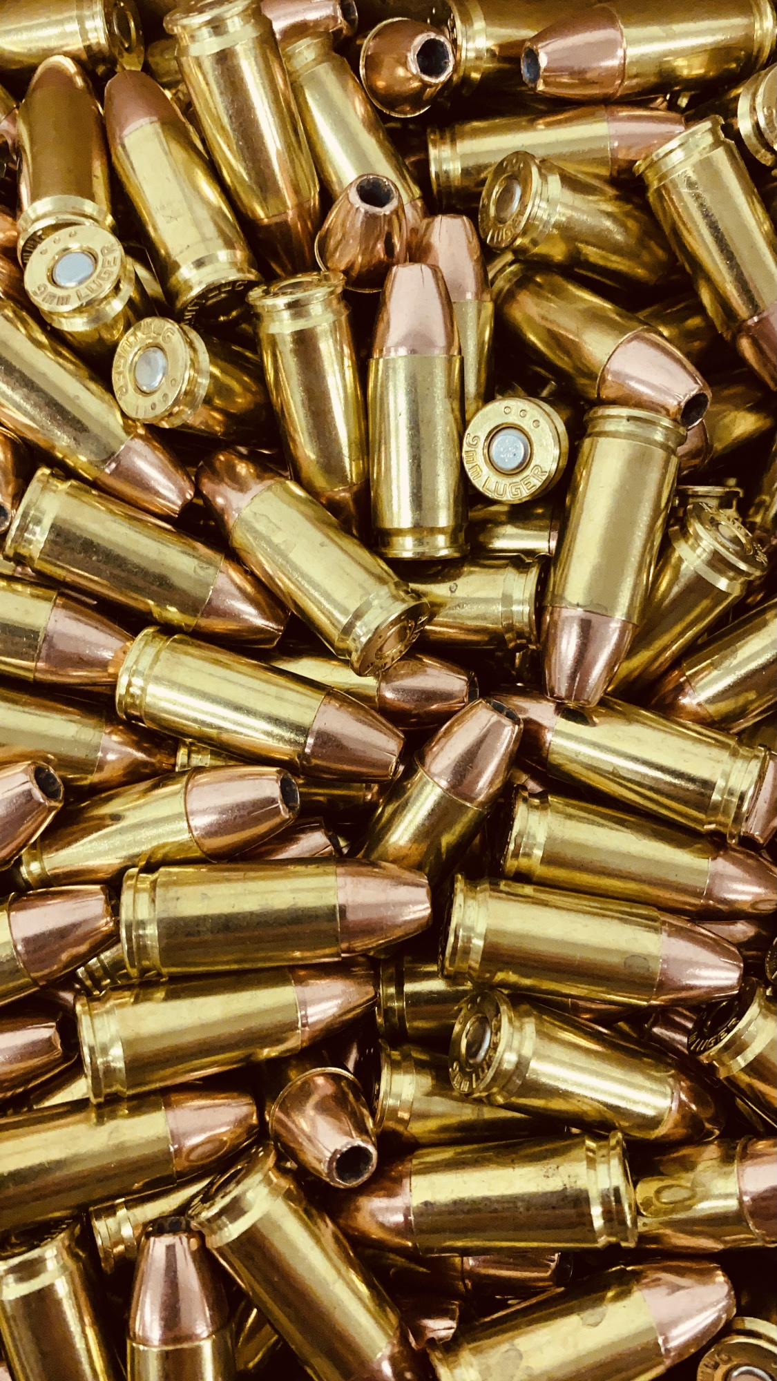 9mm Luger Ammo available at Rhuged